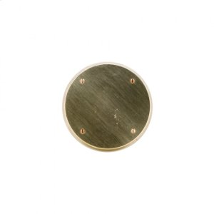 Round Escutcheon - E419 Silicon Bronze Brushed Product Image