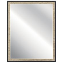 Millwright Mirror Distressed Antique Gray