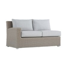Emerald Home Reims Lsf/rsf Loveseat Spuncrylic 7101-71 Sketch Grey Ou1207-11-12-09