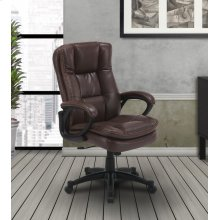 DC#204-CAT - DESK CHAIR Fabric Desk Chair