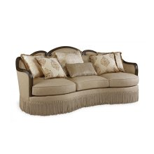 Giovanna Golden Golden Quartz Sofa