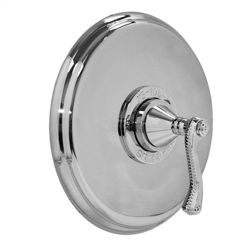 """3/4"""" Thermostatic Shower Set with Charlotte Elite Handle"""