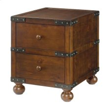 TRUNK END TABLE