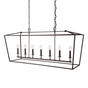 Cage Linear Pendant 1083 Product Image