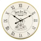 Time for Tea Wall Clock Product Image