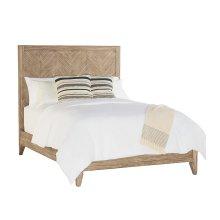 Ecru Herringbone Bed