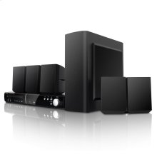 5.1-Channel DVD Home Theater System with Digital AM/FM Tuner