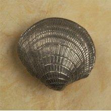 Clam Shell Knob Medium