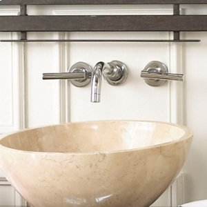 Avanti Wall Mount Faucet - Nickel Product Image