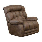 Lay Flat Recliner w/Extended Ottoman Product Image