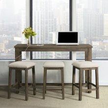 Stone Grey Bar Table TST100BTSP
