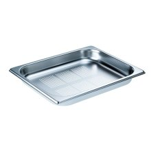 DGGL 8 Perforated steam oven pan For all DG Steam Ovens except DG 7000.