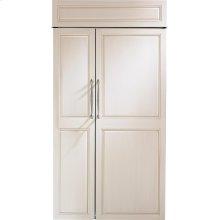 "Monogram® 42"" Built-In Side-by-Side Refrigerator"