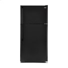 Haier 18.1-Cu.-Ft. Top Mount Refrigerator - smooth-black Product Image