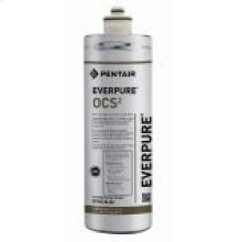EVERPURE OCS FILTER W/HEAD For Moderate Hard Water