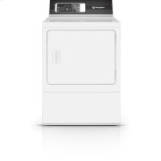 White Dryer: DR7 (Gas) Product Image