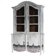 Chelsea Bookcase w/ Glass Door