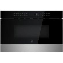 "24"" NOIR™ Undercounter Microwave Oven with Drawer Design, NOIR"