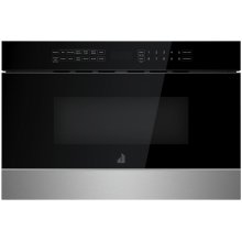 "24"" NOIR™ Undercounter Microwave Oven with Drawer Design, NOIR"
