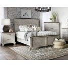"Bear Creek King Bed Footboard 85""x3""x23"" Product Image"