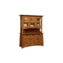 Signature 3 Door Hutch & Buffet