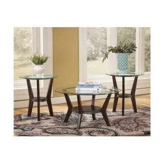 Fantell 3 Piece Table Set