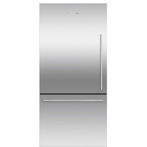 "Freestanding Refrigerator Freezer, 31 3/32"", 17.1 cu ft, Ice only"