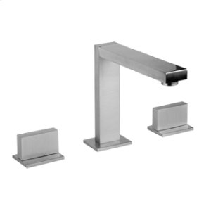 Three hole washbasin mixer - Spout height 4-1/16 and projection 5-5/8 Product Image