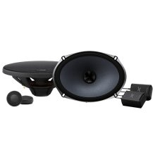 X-Series 6x9 Inch Component 2-Way Speakers