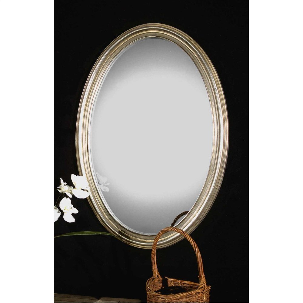 Franklin Oval Mirror