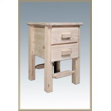 Homestead Nightstand with 2 Drawers