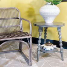 Chester Round Accent Table