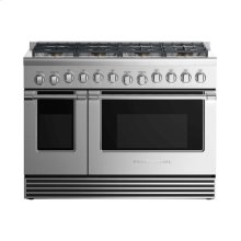 "Gas Range 48"", 8 Burners"