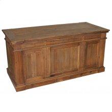 Reclaimed Pine Executive Desk
