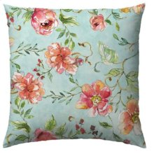 Spring Printed Dec Pillow AST