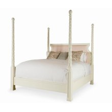 Chelsea Club King's Road Poster Bed With Uph Headboard King Size 6/6