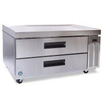 Refrigerator, One Section Equipment Stand with Drawers