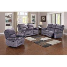Clark Reclining Sofa, Console Love, Chair, M6927