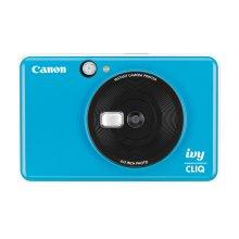 Canon IVY CLIQ Instant Camera & Portable Printer (Seaside Blue) Instant Camera Printer