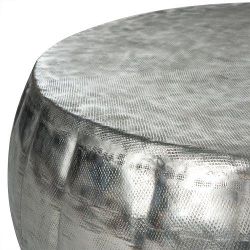 Dara Coffee Table - Silver