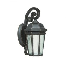 Minarets Lake Collection One Light CFL Exterior Li