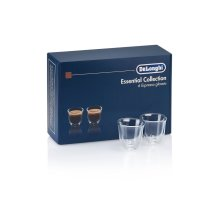 Essential Collection (6) Glass Gift Set - Espresso Double Wall Thermal Glasses DLSC300