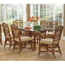 Chippendale Rectangular Dining Room Set