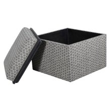 Storage Stool with reversible tray top