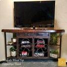 * Travertine Buffet Cabinet 1235 C Product Image