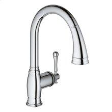 Bridgeford Single-Handle Kitchen Faucet