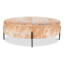 Island Ottoman/Coffee Table