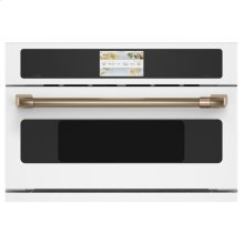 """Cafe 30"""" Smart Five in One Wall Oven with 240V Advantium ® Technology"""