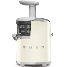 Smeg 50s Retro Style Design Aesthetic Slow Juicer, Cream