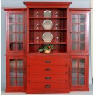 "#526 Tracy's Hutch 87""wx18""dx86""h Product Image"